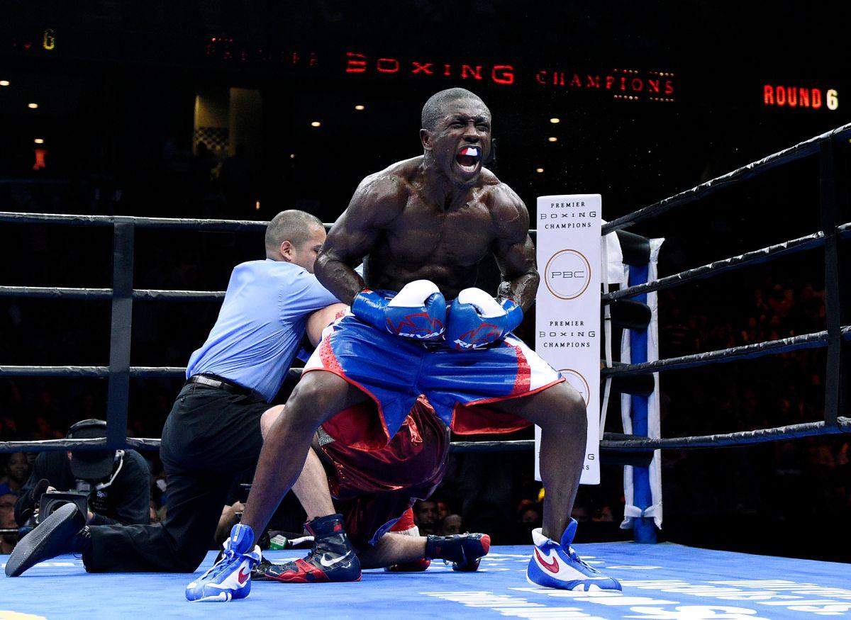 Andre Berto piensa que tiene las armas para vencer a Floyd