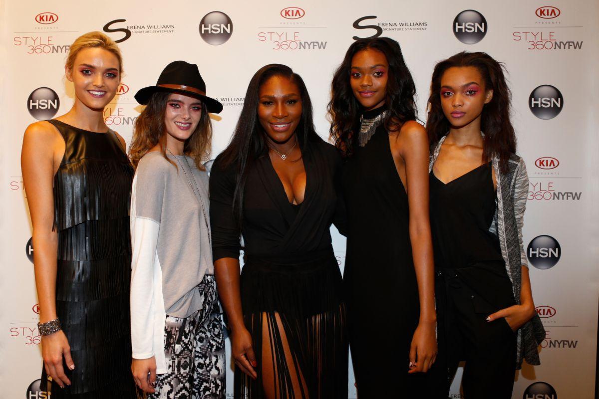 Serena lanza colección para HSN