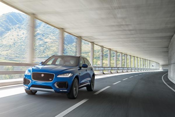 Jaguar cambia de rumbo con su nuevo SUV F-Pace