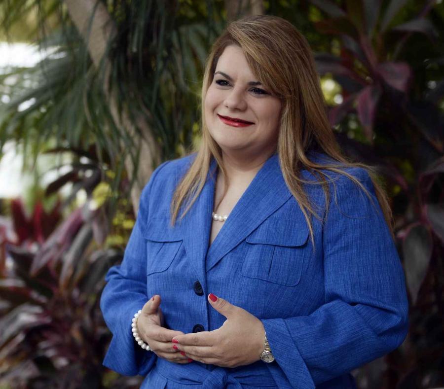 Jenniffer González aspira a la silla en Washington