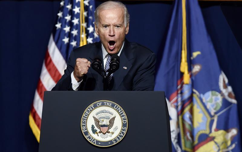 Biden, el gran ausente en el primer debate presidencial demócrata