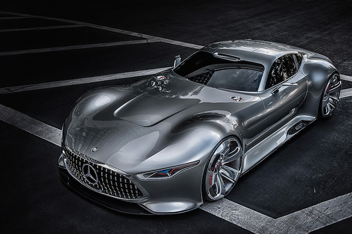 El súper deportivo que Mercedes Benz tiene en la mira