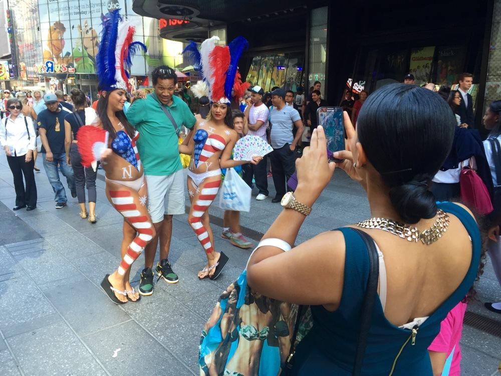 Hoteles respaldan cambios en Times Square