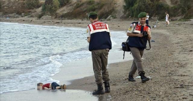 Quién era Aylan Kurdi, el chico sirio que apareció muerto en una playa