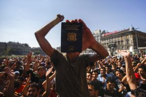 Editorial: Humanitarian Refugee Crisis
