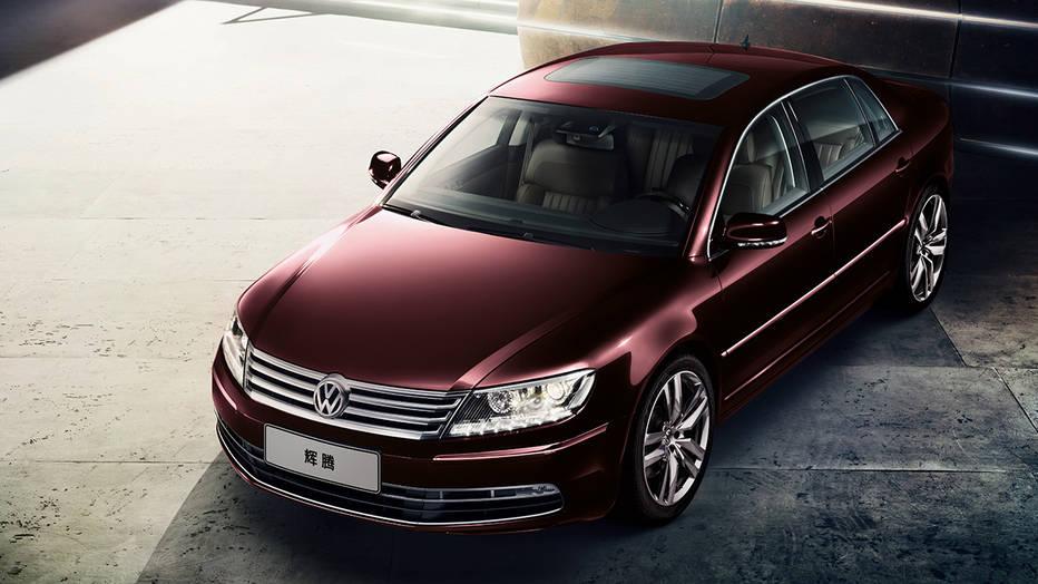 Volkswagen insiste con el Phaeton