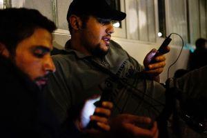 Facebook, bazar para los traficantes de refugiados