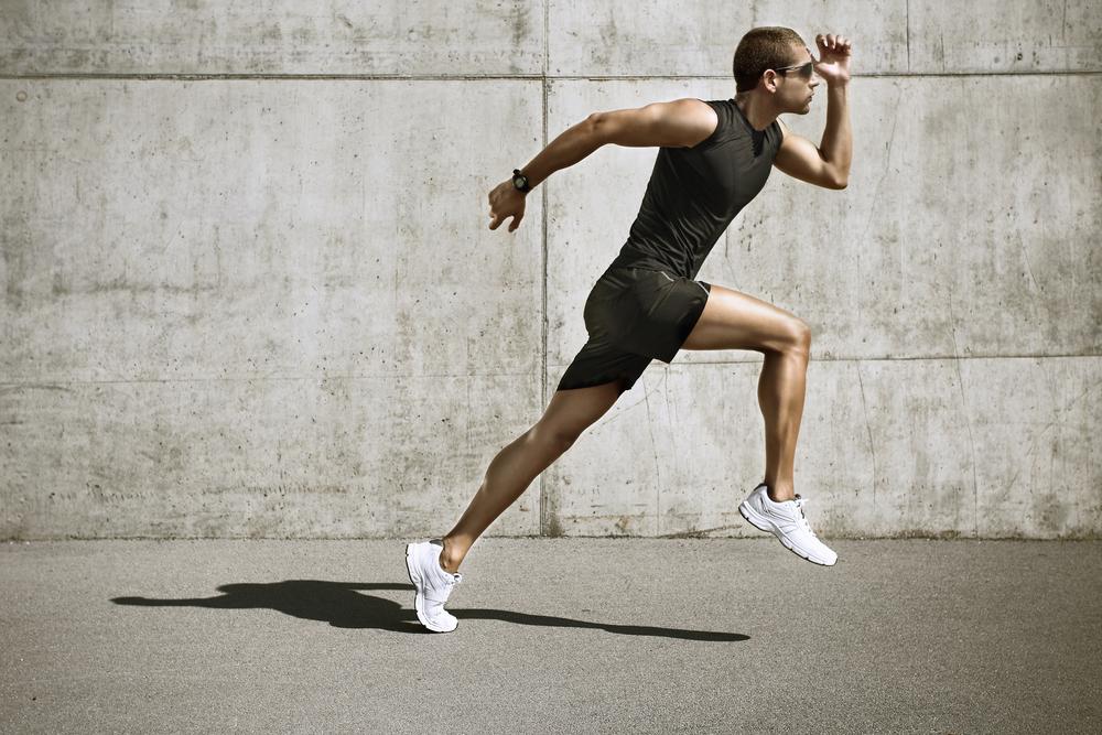 Cambia tu postura al correr o caminar y notarás la diferencia