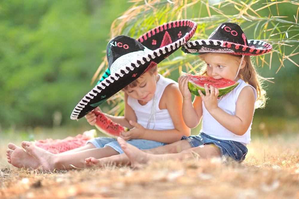 El sabor de septiembre para niños