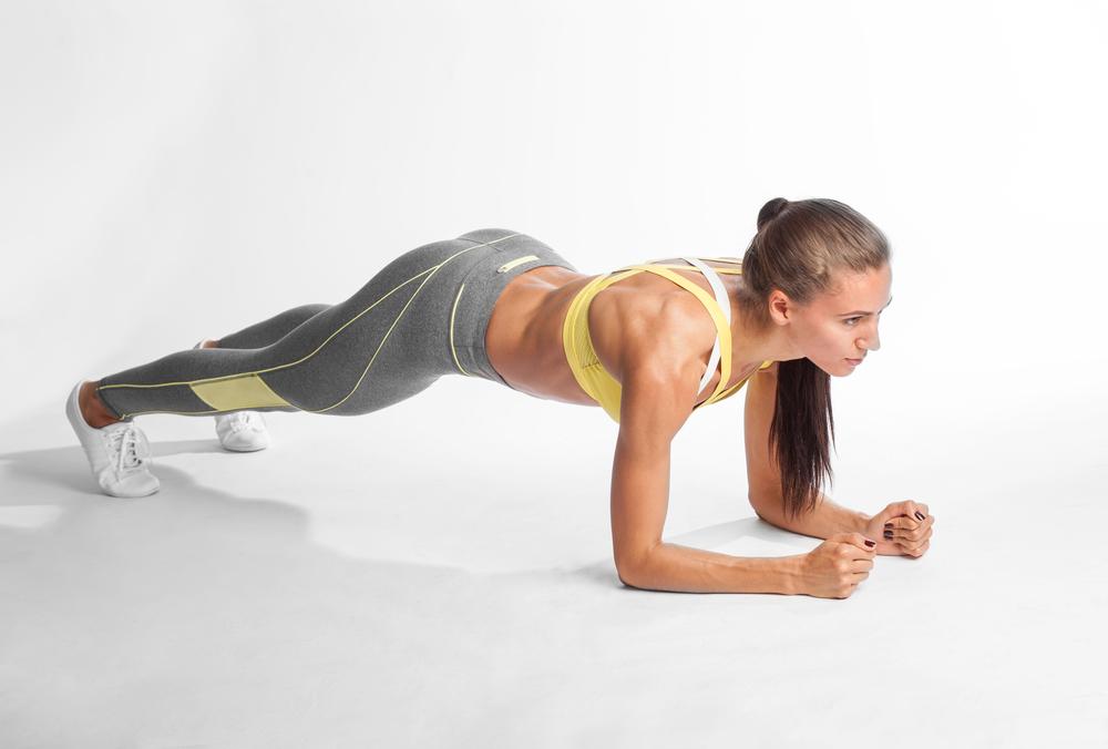 La plancha abdominal, ¿realmente funciona?