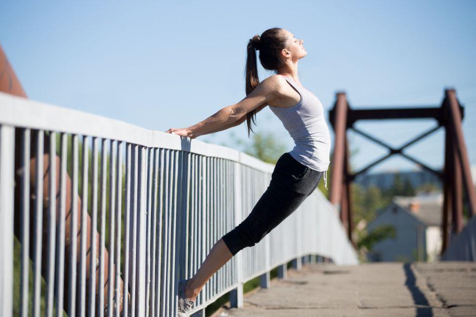 Respirar bien durante el ejercicio es crucial