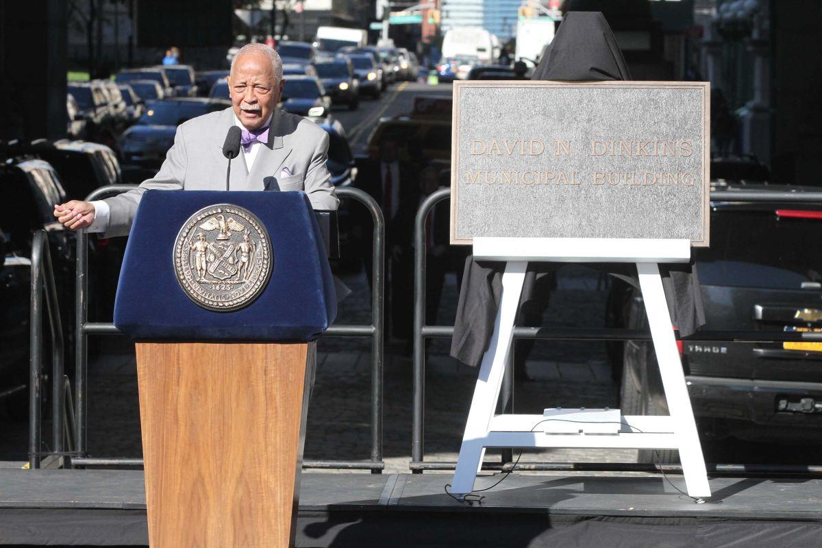 Murió ex alcalde David Dinkins, el afroamericano que más poder ha tenido en Nueva York