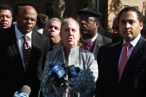 Presidenta de Manhattan demanda a De Blasio para bloquear rascacielos en Upper East Side