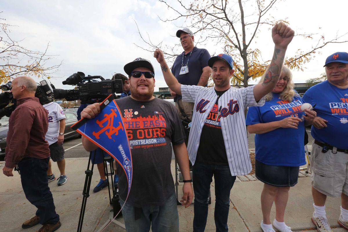 'Metsmanía' se apodera de Nueva York (FOTOS Y VIDEOS)