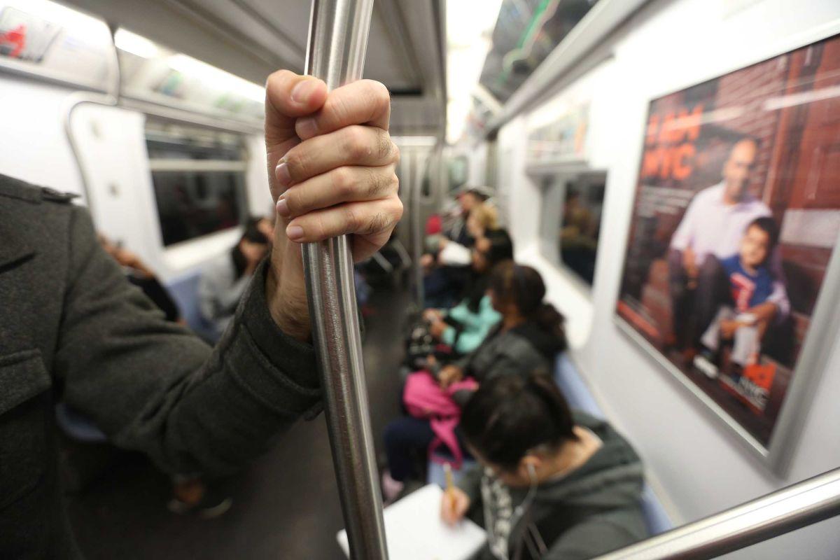 Aumentan los crímenes sexuales en el subway
