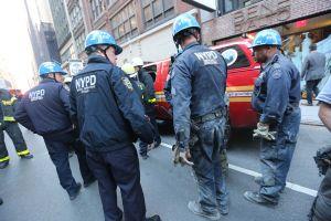 Última hora: Dos obreros mueren aplastados por una viga en Queens