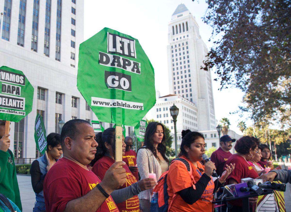 A demostrar liderazgo en inmigración