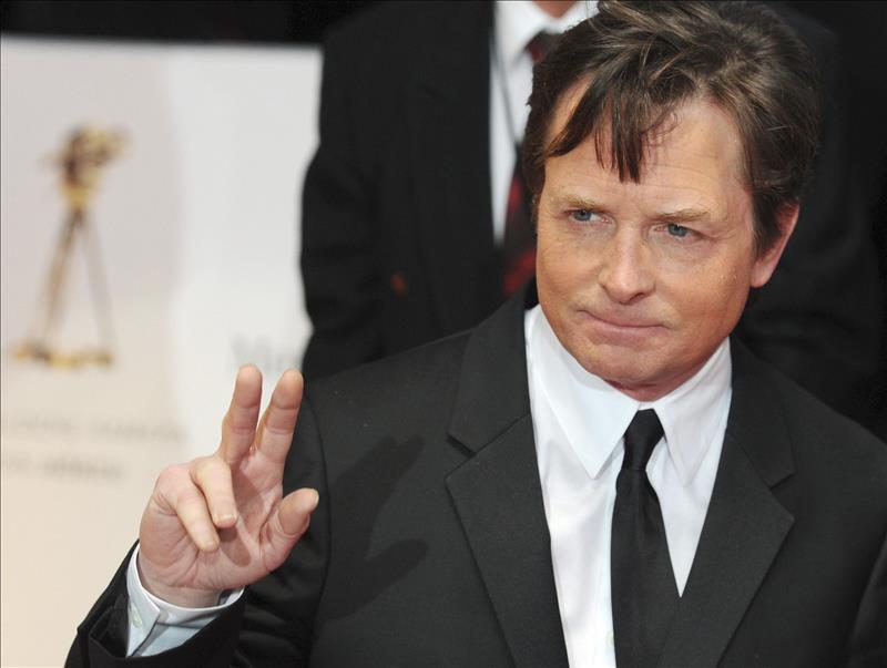 Un mundo sin Parkinson es el futuro para Michael J. Fox