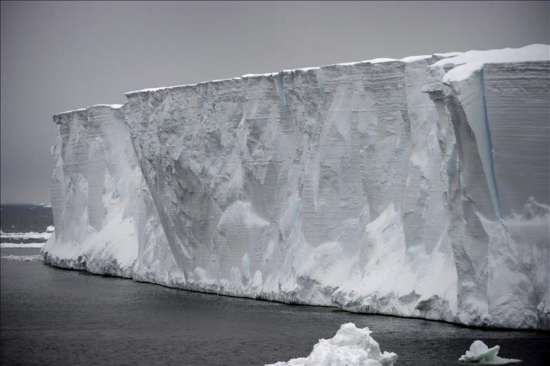 Por primera vez, la temperatura en la Antártida superó los 68 ° F