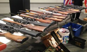Editorial: Weapons for Terrorists
