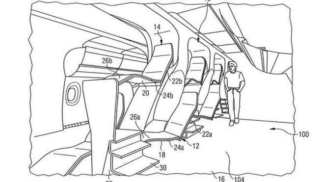 Volar en clase económica es incómodo, pero no has visto lo peor