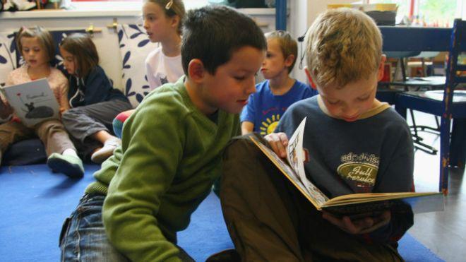 ¿Cómo convenzo a mis hijos de leer?