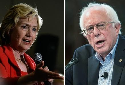 Clinton y Sanders se alistan para su primera pugna por el voto latino en Nevada