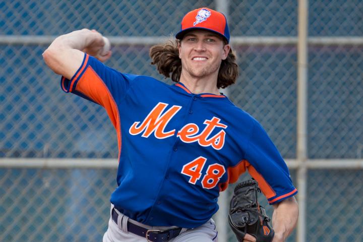 Mets quieren al mejor deGrom en Chicago