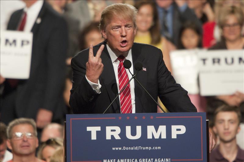 Donald Trump, precandidato republicano a la presidencia de 2016.