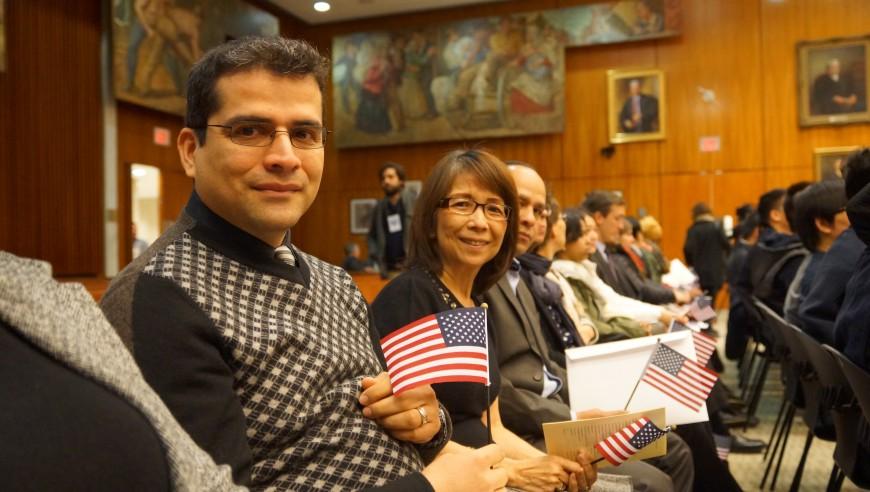Difunden derechos de los inmigrantes en NYC