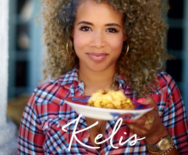 La sazón latina de Kelis