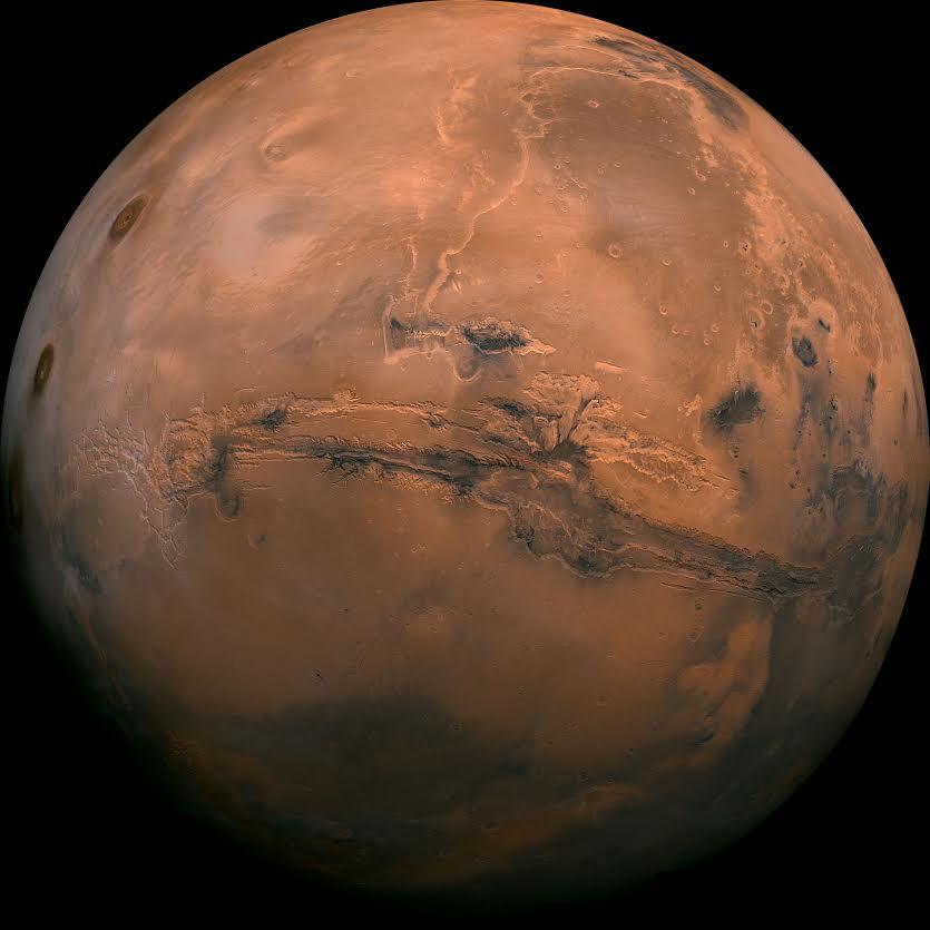 Marte, un océano de posibilidades