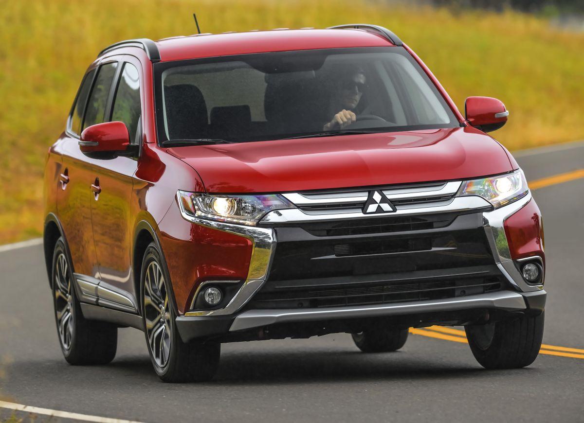 Mitsubishi Outlander del 2016, entre las mejores compras del mercado