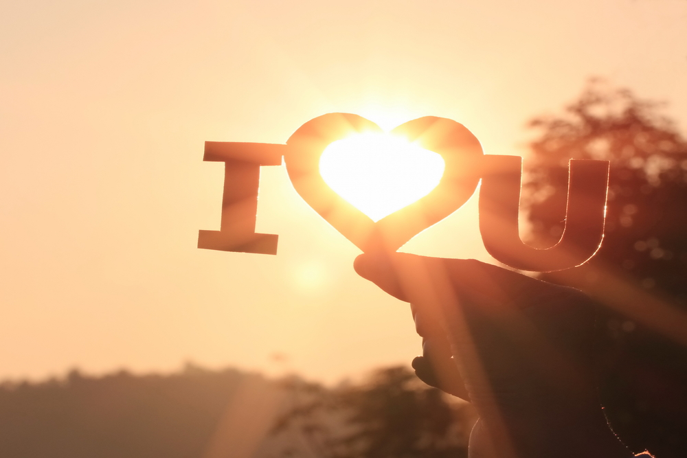 ¿Y tú cómo dices I love you? #NewWaysToSayILoveYou