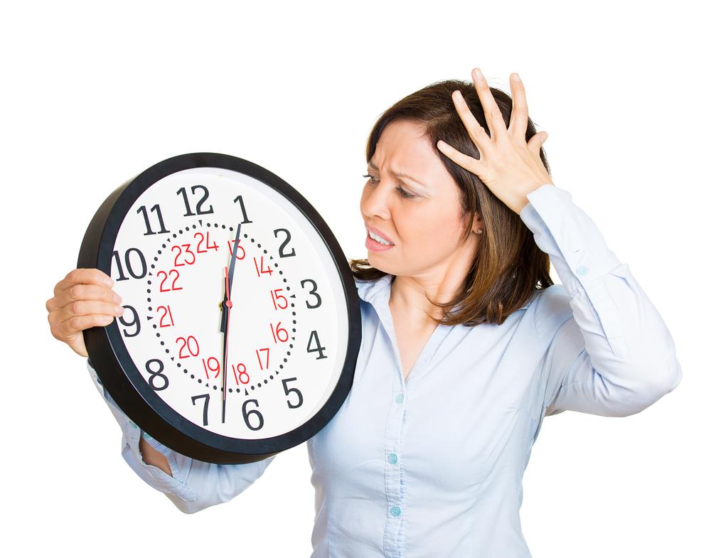 Tips para que el cambio de horario no te pese