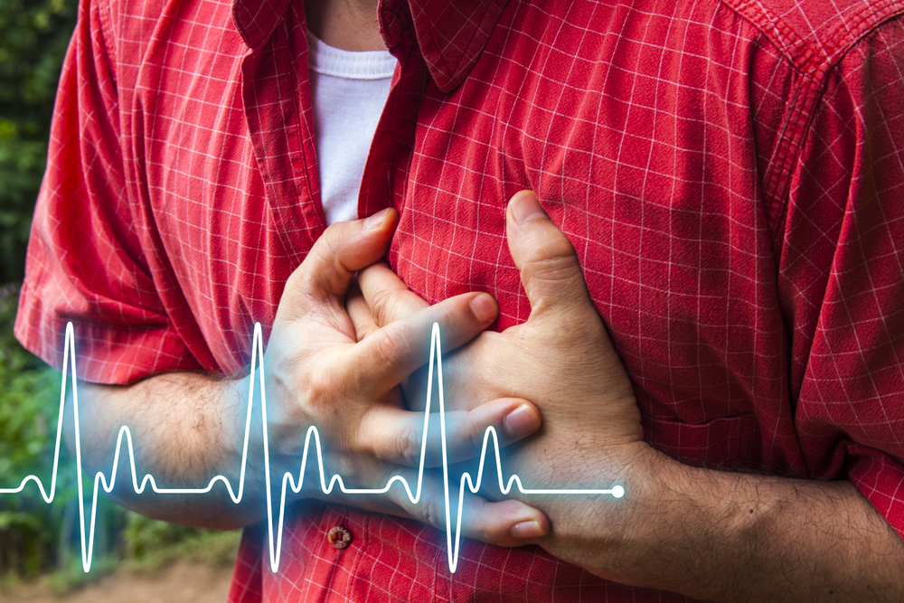 Los corazones menos saludables del país están en…