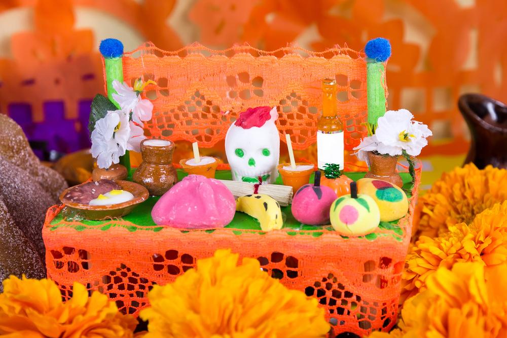 Lo que no puede faltar en tu altar del Día de Muertos