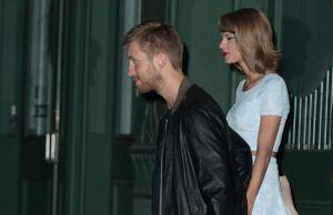 Calvin Harris hizo fuertes declaraciones sobre Taylor Swift tras su ruptura