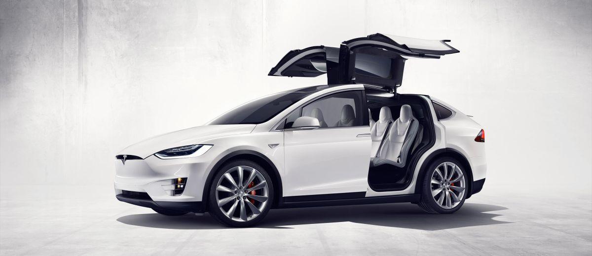 El esperado Tesla Modelo X ya está aquí