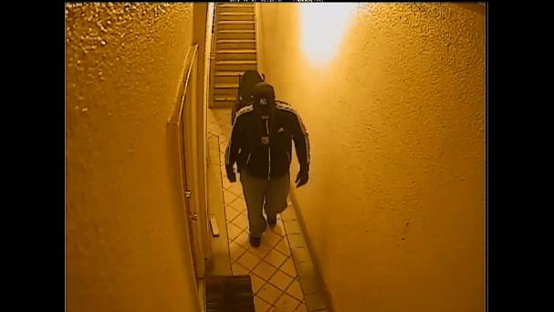 Tres hombres posan de policías y roban en edificio de El Bronx