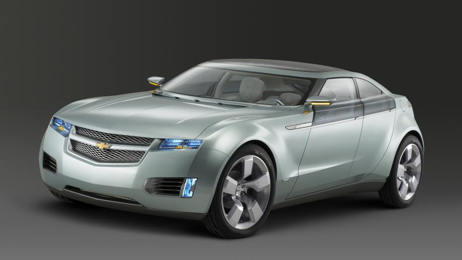 Estos son los finalistas al Green Car of the Year