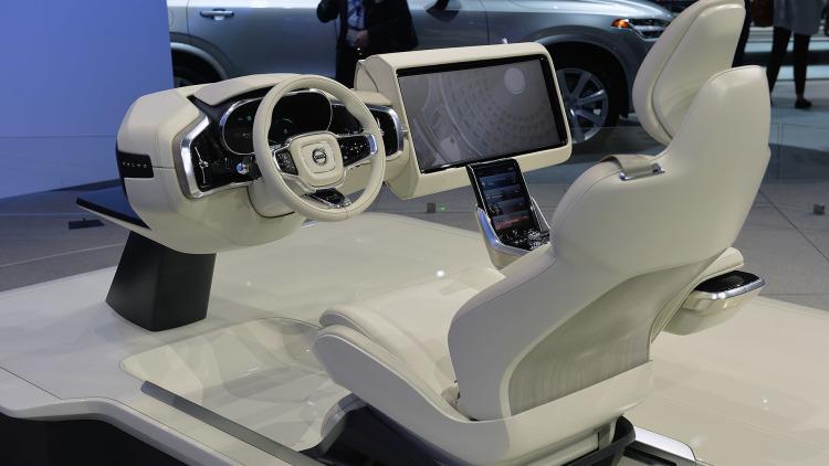 """Volvo y su """"máquina del tiempo"""""""