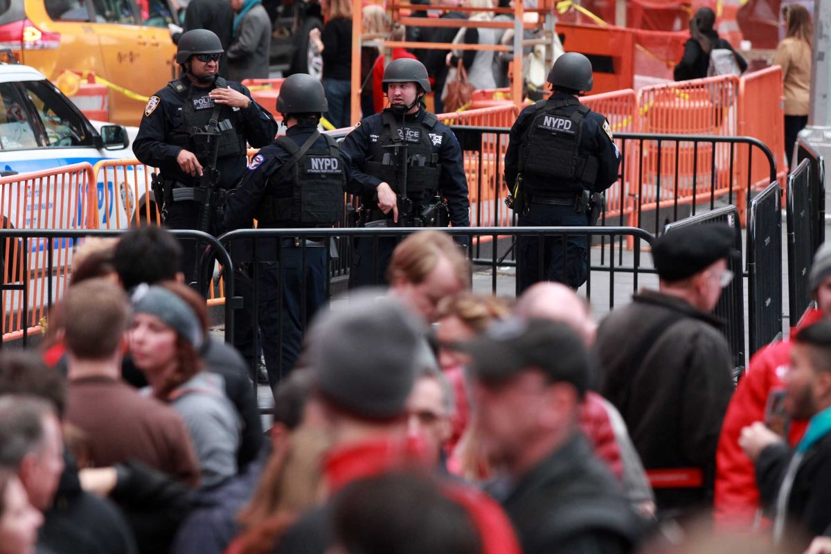 Alerta por supuesto plan de ISIS para matar policías del NYPD