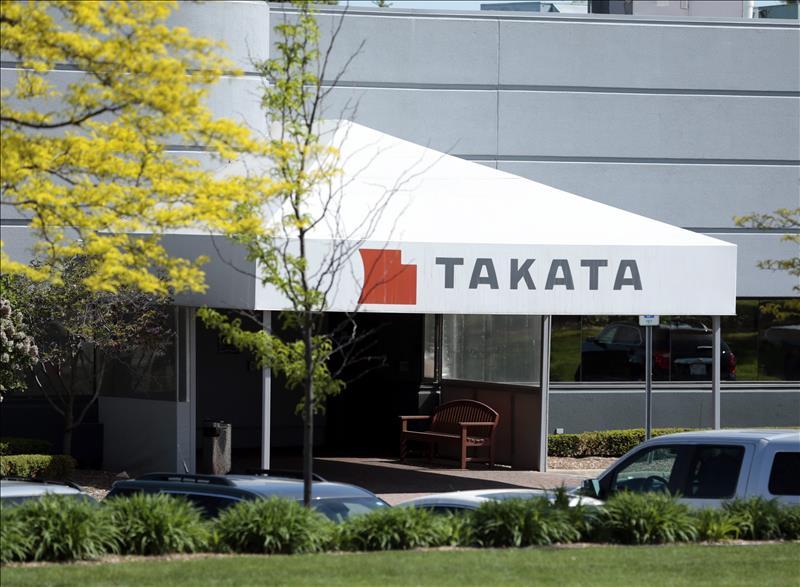 Takata pagará $200 millones por sus airbags defectuosas y mortales
