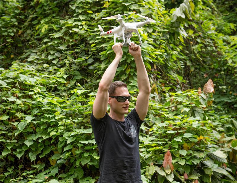 La trampa digital para mosquitos de Microsoft funcionará en 2016