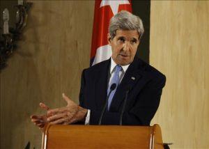 "Polémica por comentarios de Kerry sobre ""Charlie Hebdo"""