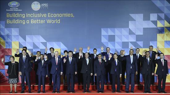 Líderes de APEC cierran filas contra del terrorismo