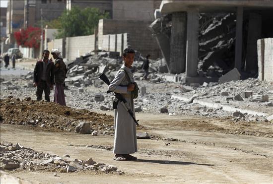 Mercenarios latinoamericanos son usados para combatir en Yemen