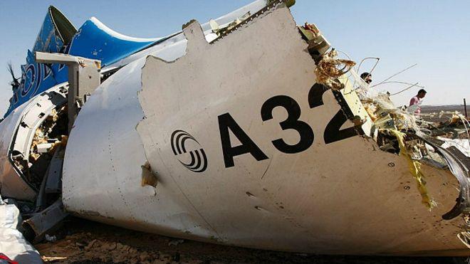 """Legisladores de EEUU dicen que """"evidencias"""" apuntan a bomba en avión ruso"""