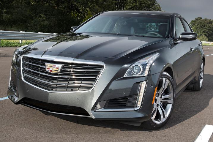 Cadillac CTS: prueba de manejo